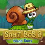 Caracol Bob 8: História da Ilha
