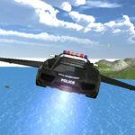 Carro policial Voador