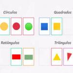 Classificar as Formas Geométricas 2D