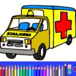 Coloração de Ambulância