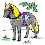Coloração de Cavalos Online