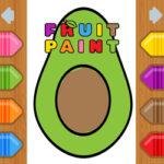Coloração de Frutas