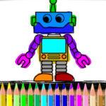 Coloração de Robôs