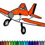 Colorir Aviões – Disney