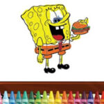 Colorir SpongeBob