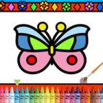 Colorir Borboletas Online
