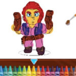 Colorir Brawl Stars