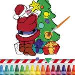Colorir os desenhos de Natal