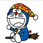 Colorir Doraemon