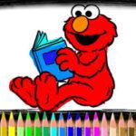 Coloração Elmo