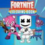 Colorir Fortnite
