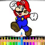 Mario para Colorir Online