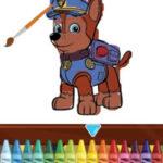 Colorir PAW Patrol