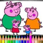 Colorir Peppa George