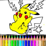 Colorir Pokémon