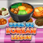 Cozinhar Comida Coreana
