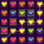 Conecte Corações Coloridos
