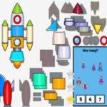 Contar e Construir um Foguete