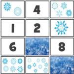 Contar Flocos de Neve e Fazer Pares