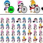 Contar o Número de Pinguins