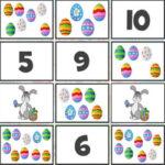 Contar os ovos de Páscoa