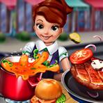 Cooking Fast: cachorros quentes e hambúrgueres