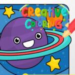 Copiar os desenhos para Colorir
