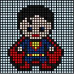 Copiar Mosaicos Super-Heróis