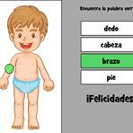Corpo Humano para 4-5 Anos