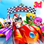 Corrida de Kart 3D