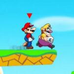 Corrida Mario e Wario
