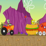 Corrida de Carros SpongeBob