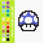 Criação de Desenhos Pixel