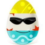 Criar Ovos de Páscoa