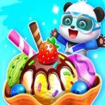 Criar Sorvete com Baby Panda