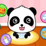 Cuidar o Bebê Panda