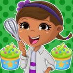 Doutora Brinquedos faz Cupcakes