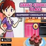 Cupcakes de Chocolate com Sara