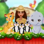 Cura de Animais no Zoológico