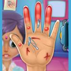 Curando a Mão Ferida