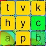 Digite as letras do alfabeto por ordem