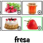 Decifrar nomes de Alimentos em Espanhol
