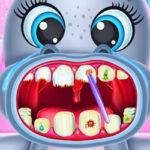Hipopótamo no Dentista