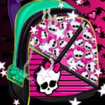 Desenhar uma Mochila Monster High