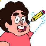 Desenhar a Steven Universe