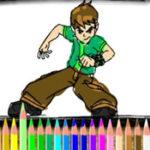 Desenhos de Ben 10 para Colorir
