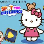 5 Diferenças Hello Kitty