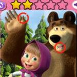 Diferenças Masha e o Urso