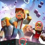 Encontrar Diferenças de Minecraft