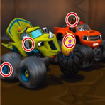 Diferenças Blaze and the Monster Machines